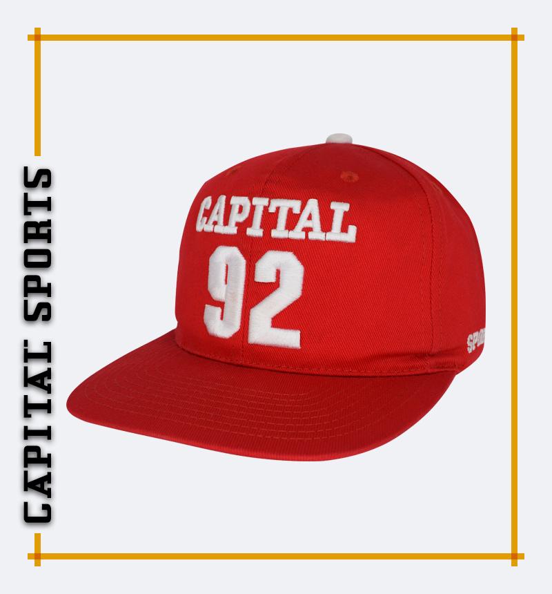 Capital Snapback Cap