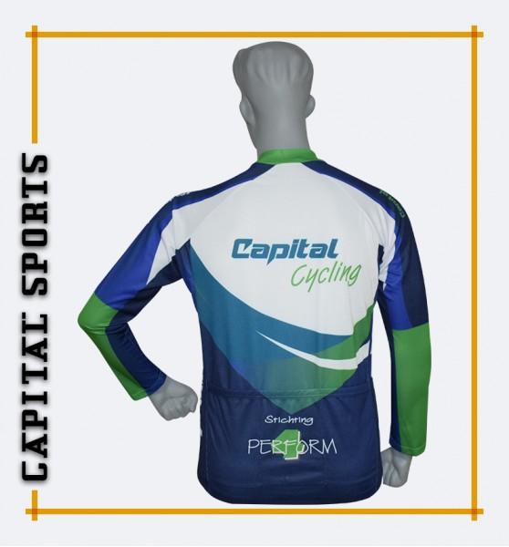 Cycling Winter Shirt