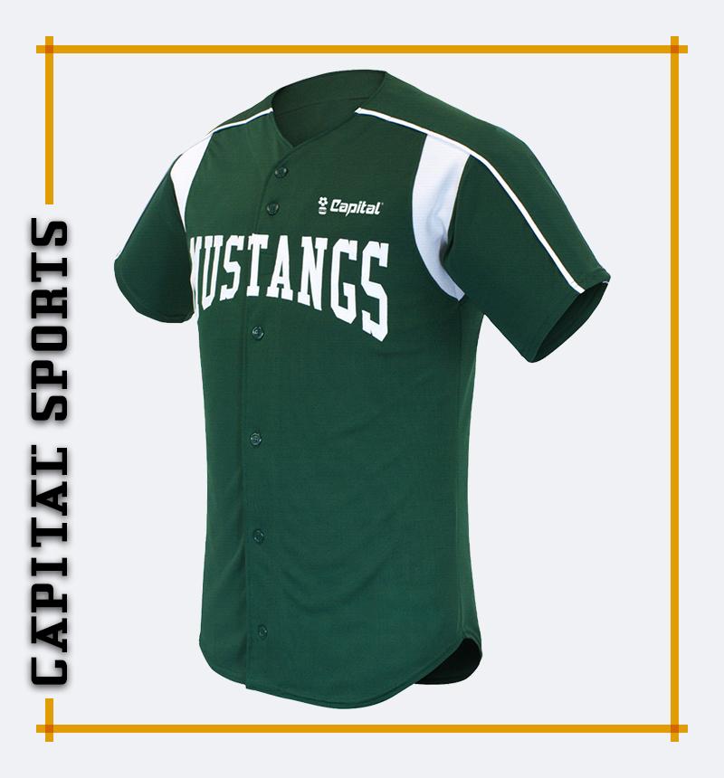Capital Distinctive Baseball Jersey