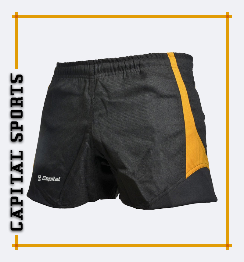 Capital Admirable Rugby Shorts